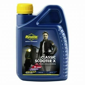 Putoline Classic Scooter X High Performance Fully Synthetic 2 Stroke 2T Oil 1L